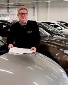 Videolla Jani kertoo hieman meidän vaihtoautoihin tarjolla olevasta Lisäturvasta! 👇  Tutustu ehtoihin tarkemmin täällä: https://...